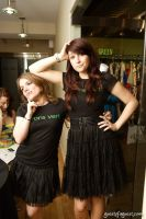 The Green Room NYC Trunk Show  #41