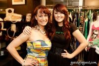 The Green Room NYC Trunk Show  #77