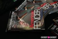 Tim Morehouse's American Fencer Book Launch #77