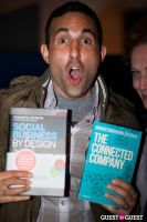 Social Business by Design and The Connected Company Book Launch #57