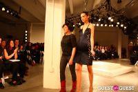 2012 Pratt Institute Fashion Show Honoring Fern Mallis #9