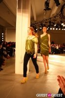 2012 Pratt Institute Fashion Show Honoring Fern Mallis #11