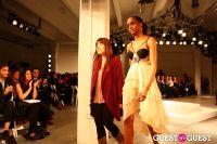 2012 Pratt Institute Fashion Show Honoring Fern Mallis #18