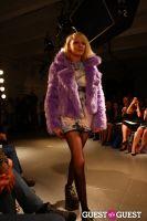 2012 Pratt Institute Fashion Show Honoring Fern Mallis #21