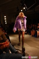 2012 Pratt Institute Fashion Show Honoring Fern Mallis #22