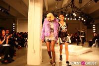 2012 Pratt Institute Fashion Show Honoring Fern Mallis #23