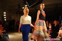 2012 Pratt Institute Fashion Show Honoring Fern Mallis #31