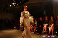 2012 Pratt Institute Fashion Show Honoring Fern Mallis #43