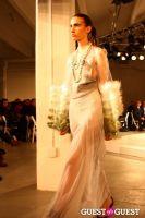 2012 Pratt Institute Fashion Show Honoring Fern Mallis #44