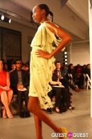 2012 Pratt Institute Fashion Show Honoring Fern Mallis #57