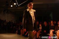 2012 Pratt Institute Fashion Show Honoring Fern Mallis #65