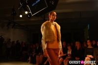 2012 Pratt Institute Fashion Show Honoring Fern Mallis #66