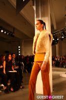 2012 Pratt Institute Fashion Show Honoring Fern Mallis #67
