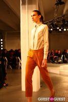2012 Pratt Institute Fashion Show Honoring Fern Mallis #70