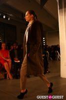 2012 Pratt Institute Fashion Show Honoring Fern Mallis #72