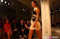 2012 Pratt Institute Fashion Show Honoring Fern Mallis #78
