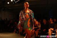 2012 Pratt Institute Fashion Show Honoring Fern Mallis #100