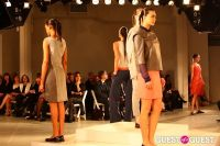 2012 Pratt Institute Fashion Show Honoring Fern Mallis #146