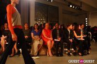 2012 Pratt Institute Fashion Show Honoring Fern Mallis #151