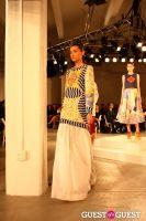 2012 Pratt Institute Fashion Show Honoring Fern Mallis #166