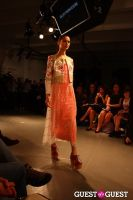 2012 Pratt Institute Fashion Show Honoring Fern Mallis #167