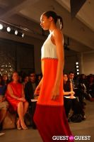 2012 Pratt Institute Fashion Show Honoring Fern Mallis #174