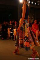 2012 Pratt Institute Fashion Show Honoring Fern Mallis #179