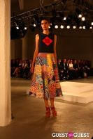 2012 Pratt Institute Fashion Show Honoring Fern Mallis #182