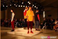 2012 Pratt Institute Fashion Show Honoring Fern Mallis #183