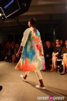 2012 Pratt Institute Fashion Show Honoring Fern Mallis #197