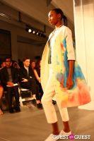 2012 Pratt Institute Fashion Show Honoring Fern Mallis #198