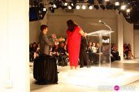 2012 Pratt Institute Fashion Show Honoring Fern Mallis #224