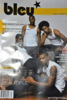 BLEU Magazine's 3rd Year Anniversary Bash   #9