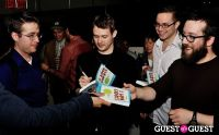I Love Charts book release party with Tumblr #114