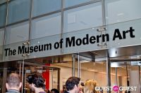 MoMA Opening Night Party for Ecstatic Alphabets and A Living Man Declared Dead #1