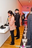MoMA Opening Night Party for Ecstatic Alphabets and A Living Man Declared Dead #26