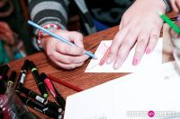 Sketchbook Project World Tour Send-Off + Tour Mail Launch Party Presented by Prismacolor® #51