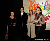 Ryan McGinness - Women: Blacklight Paintings and Sculptures Exhibition Opening #147