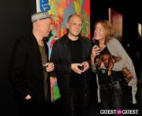 Ryan McGinness - Women: Blacklight Paintings and Sculptures Exhibition Opening #150
