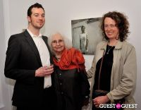 Joseph Ryan - New Works exhibition opening at Galerie Mourlot #61