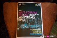 WRI's Courage to Lead 30th Anniversary Dinner #59
