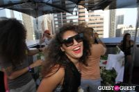 Standard Hotel Rooftop Pool Party #61