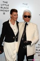 The Little Black Jacket: CHANEL's Classic Revisited by Karl Lagerfeld and Carine Roitfeld New York's Exhibition #56