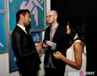 Young Art Enthusiasts Inaugural Event At Charles Bank Gallery #105