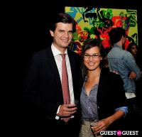 Young Art Enthusiasts Inaugural Event At Charles Bank Gallery #106