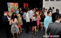 Young Art Enthusiasts Inaugural Event At Charles Bank Gallery #132