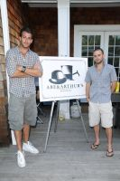 Perrier-Jouet Hosts Abe & Arthur BBQ At The EMM Group Estate #10