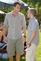 Perrier-Jouet Hosts Abe & Arthur BBQ At The EMM Group Estate #14