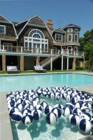 Perrier-Jouet Hosts Abe & Arthur BBQ At The EMM Group Estate #16