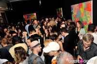 FLATT Magazine Closing Party for Ryan McGinness at Charles Bank Gallery #3
